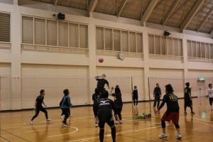 ⑤ ソフトバレーボール