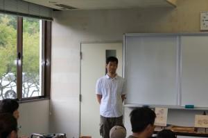 講師 大橋先生の紹介