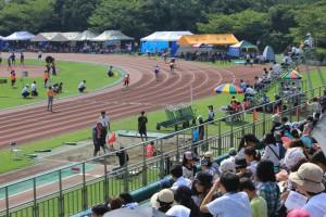 平成28年度 第15回 君津地方中学校陸上競技記録会 1