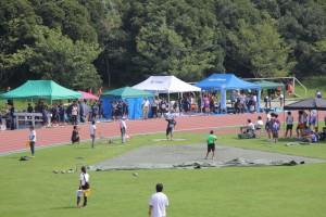 平成28年度 第15回 君津地方中学校陸上競技記録会 2