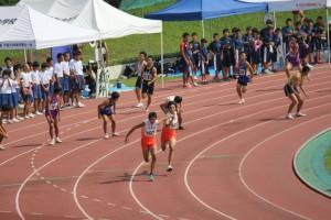 平成28年度 第15回 君津地方中学校陸上競技記録会 3