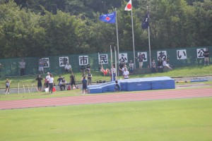 平成28年度 第15回 君津地方中学校陸上競技記録会 4