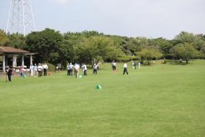 グラウンドゴルフ大会 1