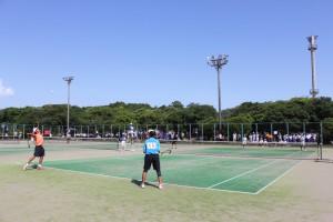 富士見グリーンテニスコート(ソフトテニスの部)