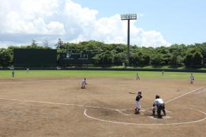 富津臨海野球場(野球の部)