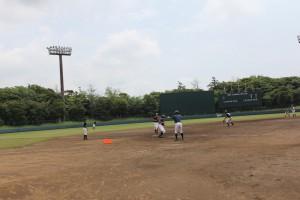 富津臨海野球場