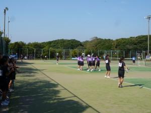 ソフトテニス 団体戦