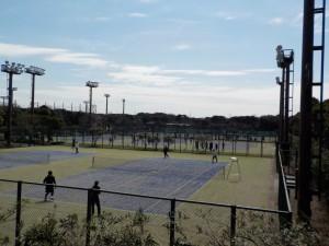 テニスコート利用状況 2