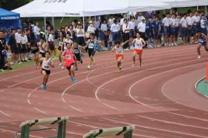 男子400mR 最終競技