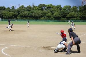 球技広場 少年野球