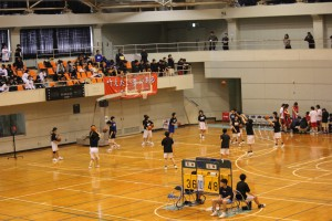 バスケットボール大会