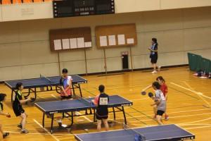 第9回 オープンダブルス卓球大会
