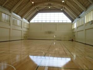 富津市総合社会体育館 サブアリーナ